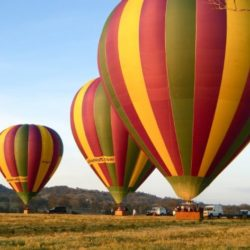 Camden Hot Air Balloon Flight with Breakfast