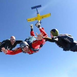 Nagambie Solo Skydiving Course