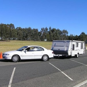 On Road Towing Course - 1 Day (Wollongong)