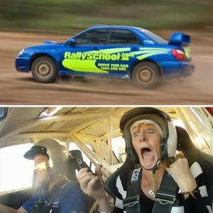 Rally Car Hot Laps Adelaide - 3 Hot Laps in a Rally Car