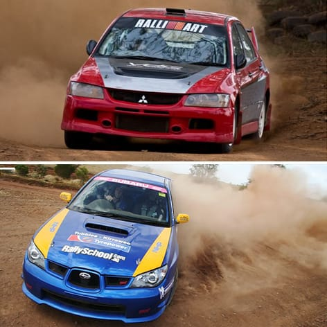 Rally Driving Experience Brisbane, XLR8 Pack, 8 Laps