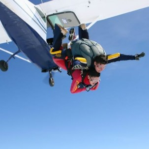 Nagambie Skydive, 15,000 ft