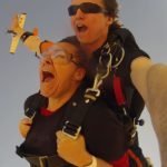 Tandem Skydive, Langhorne Creek from 15,000 ft