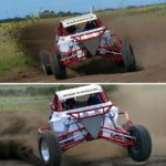 V8 Off Road Buggy Hot Laps, Gold Coast