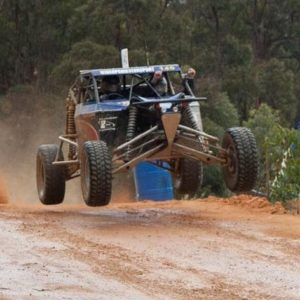 5 Hot Laps in a V8 Race Buggy in Sydney