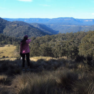 Six Foot Track guided hike in the Blue Mountains