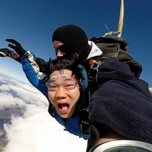 Skydiving Sydney at 14,000 ft Weekend