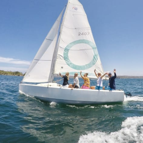 Sydney Harbour Sailing Experience