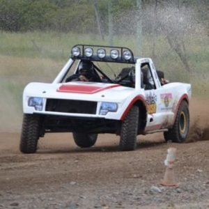 Off Road Trophy Truck Driving; 10 Laps + 2 Hot Laps on the Gold Coast