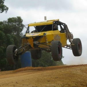V8 Off Road Race Buggy Hot Laps Experience in Melbourne Victoria.
