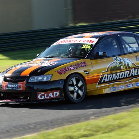 Drive a V8 Race Car at Sydney's Eastern Creek for 6 Laps