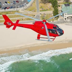 Perth Helicopter Joy Flight | Hillarys Beaches Grand Tour | 25 Mins