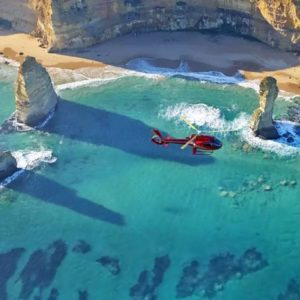 12 Apostles Private Helicopter Tour, Visitors Centre Tour