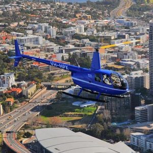 Perth City Helicopter Ride
